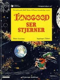 Cover Thumbnail for Iznogood (Hjemmet / Egmont, 1977 series) #7 - Iznogood ser stjerner