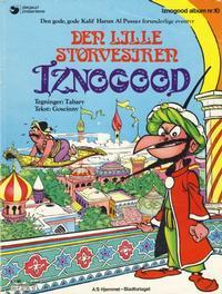 Cover Thumbnail for Iznogood (Hjemmet / Egmont, 1977 series) #10 - Den lille storvesiren Iznogood