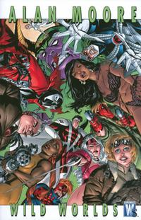 Cover Thumbnail for Alan Moore: Wild Worlds (DC, 2007 series)