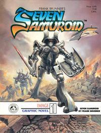 Cover Thumbnail for Frank Brunner's Seven Samuroid (Image International, 1984 series) #[nn]