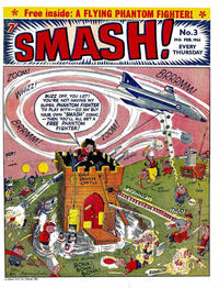 Cover Thumbnail for Smash! (IPC, 1966 series) #3