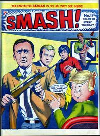 Cover Thumbnail for Smash! (IPC, 1966 series) #19
