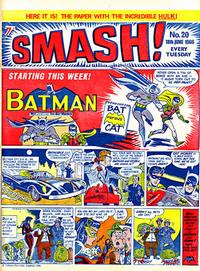 Cover Thumbnail for Smash! (IPC, 1966 series) #20