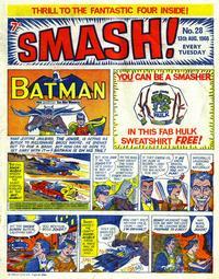 Cover Thumbnail for Smash! (IPC, 1966 series) #28