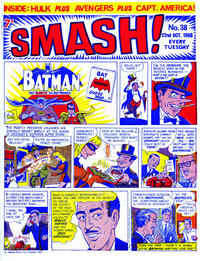 Cover Thumbnail for Smash! (IPC, 1966 series) #38