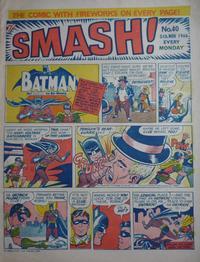 Cover Thumbnail for Smash! (IPC, 1966 series) #40