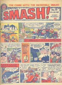 Cover Thumbnail for Smash! (IPC, 1966 series) #50