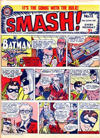 Cover Thumbnail for Smash! (IPC, 1966 series) #73