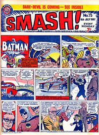 Cover for Smash! (IPC, 1966 series) #75