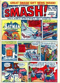 Cover Thumbnail for Smash! (IPC, 1966 series) #107