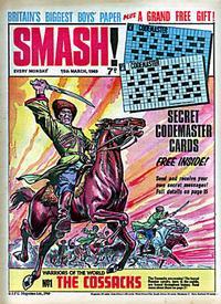 Cover Thumbnail for Smash! (IPC, 1966 series) #163
