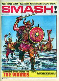 Cover Thumbnail for Smash! (IPC, 1966 series) #167