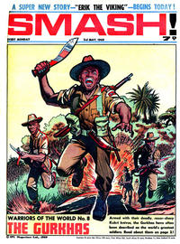 Cover Thumbnail for Smash! (IPC, 1966 series) #170