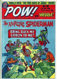 Cover Thumbnail for Pow! and Wham! (IPC, 1968 series) #68