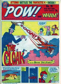 Cover Thumbnail for Pow! and Wham! (IPC, 1968 series) #70