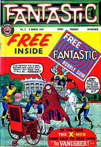 Cover Thumbnail for Fantastic! (IPC, 1967 series) #3
