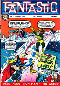 Cover Thumbnail for Fantastic! (IPC, 1967 series) #5