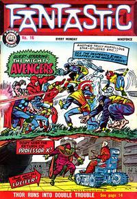 Cover Thumbnail for Fantastic! (IPC, 1967 series) #16