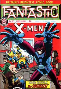 Cover Thumbnail for Fantastic! (IPC, 1967 series) #27