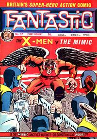 Cover Thumbnail for Fantastic! (IPC, 1967 series) #37