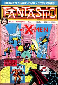 Cover Thumbnail for Fantastic! (IPC, 1967 series) #38