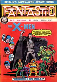 Cover for Fantastic! (IPC, 1967 series) #42