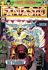 Cover Thumbnail for Fantastic! (IPC, 1967 series) #46