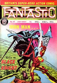 Cover Thumbnail for Fantastic! (IPC, 1967 series) #47