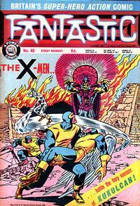 Cover Thumbnail for Fantastic! (IPC, 1967 series) #48