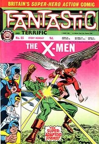 Cover Thumbnail for Fantastic! (IPC, 1967 series) #55