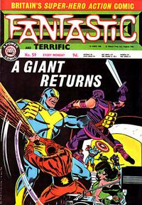 Cover Thumbnail for Fantastic! (IPC, 1967 series) #59
