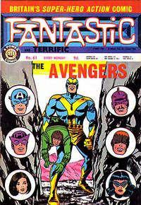 Cover Thumbnail for Fantastic! (IPC, 1967 series) #61
