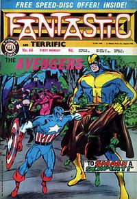 Cover Thumbnail for Fantastic! (IPC, 1967 series) #66