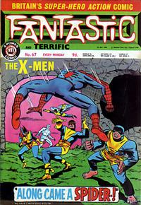 Cover Thumbnail for Fantastic! (IPC, 1967 series) #67