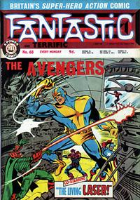 Cover Thumbnail for Fantastic! (IPC, 1967 series) #68