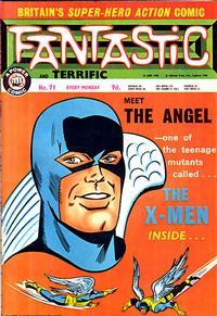 Cover Thumbnail for Fantastic! (IPC, 1967 series) #71