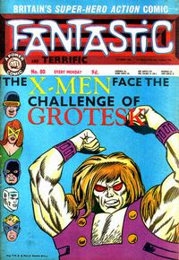 Cover Thumbnail for Fantastic! (IPC, 1967 series) #80