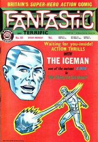 Cover Thumbnail for Fantastic! (IPC, 1967 series) #81