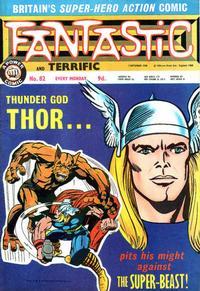 Cover Thumbnail for Fantastic! (IPC, 1967 series) #82
