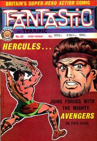 Cover Thumbnail for Fantastic! (IPC, 1967 series) #83