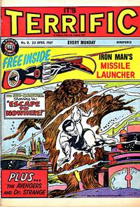 Cover Thumbnail for Terrific! (IPC, 1967 series) #2