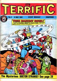 Cover Thumbnail for Terrific! (IPC, 1967 series) #4