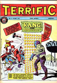 Cover Thumbnail for Terrific! (IPC, 1967 series) #6