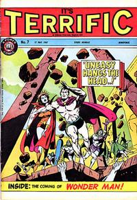 Cover Thumbnail for Terrific! (IPC, 1967 series) #7