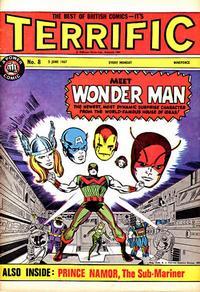 Cover Thumbnail for Terrific! (IPC, 1967 series) #8