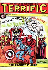 Cover Thumbnail for Terrific! (IPC, 1967 series) #10