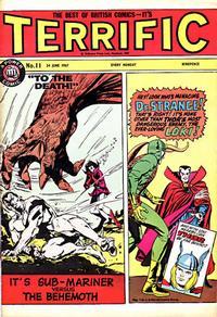 Cover Thumbnail for Terrific! (IPC, 1967 series) #11
