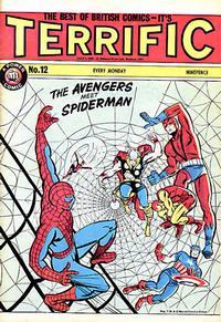 Cover Thumbnail for Terrific! (IPC, 1967 series) #12