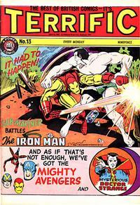 Cover Thumbnail for Terrific! (IPC, 1967 series) #13