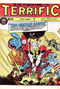 Cover Thumbnail for Terrific! (IPC, 1967 series) #14